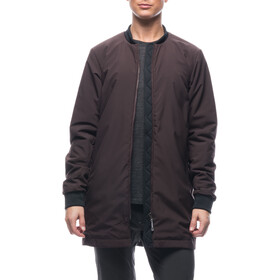Houdini Pitch Jacket Dam bister brown